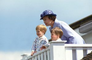 Prince William used to have the most hilarious nickname for the Queen