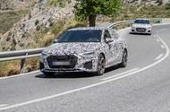 2020 Audi S3: hot saloon variant spotted ahead of A3's reveal