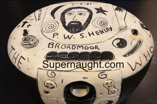 Warped followers can buy Yorkshire Ripper's boombox after it was listed for sale