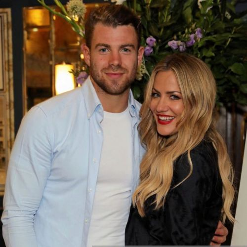 Caroline Flack's devastated personal trainer Bradley Simmonds pays tribute to 'gorgeous, fun and loving' friend