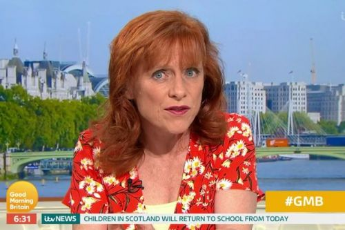 GMB's Dr Sarah Jarvis issues warning over common bed sheet hack to beat heatwave