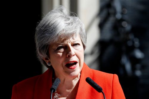 The Prime Minister resigns: Theresa May's exit speech in full