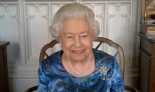 The Queen takes part in SECOND virtual royal engagement in video call with Armed Forces