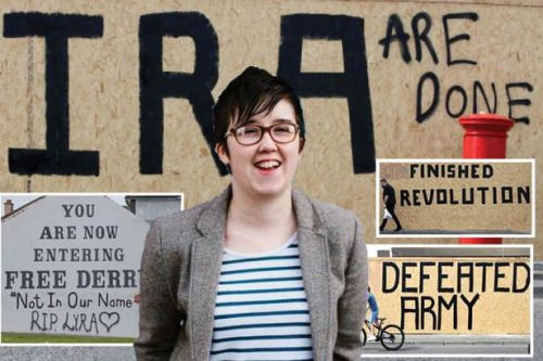 Lyra McKee murder cops say over 140 people have contacted them in hunt for 'New IRA killer'