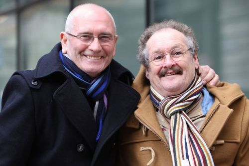 Bobby Ball's chance meeting that saved his friendship with Tommy Cannon