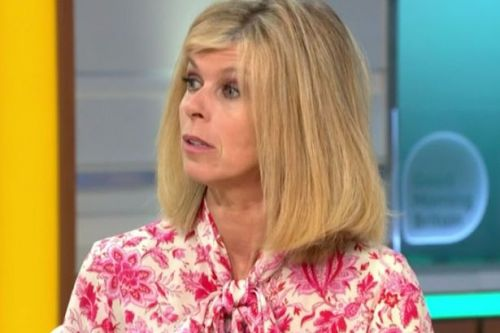 Kate Garraway says husband Derek 'still very much with us' as she gives update
