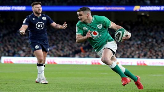 France v Ireland: Tight contest expected in Six Nations title decider