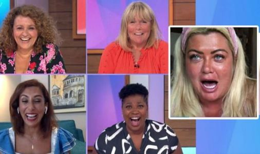 Gemma Collins throws Loose Women into chaos with huge technical blunder: 'Can you see me?'