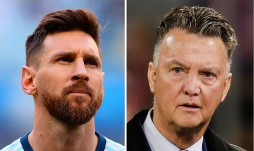 Lionel Messi criticism slammed as pundit hits out at Louis van Gaal over Barcelona star