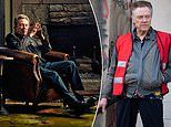 Starring in The Outlaws, Christopher Walken tells how its creator's appetite sealed the deal