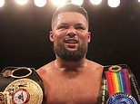 Joe Joyce agrees deal to fight heavyweight rival Daniel Dubois for vacant British heavyweight title