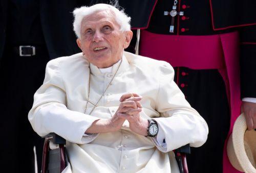 Former Pope Benedict 'seriously ill' after visiting dying brother
