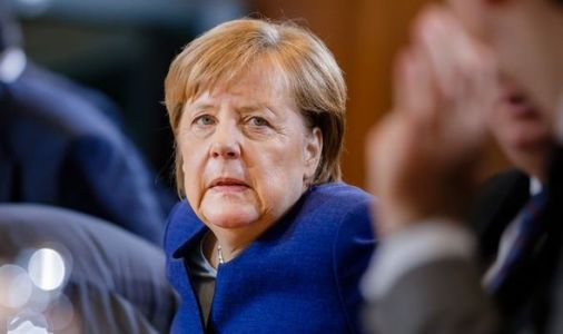 Merkel on the brink: Just half of Germans have confidence in Chancellor in shock poll
