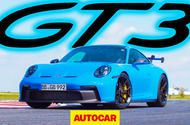 New 2021 Porsche 911 GT3 video review: How good is the 992-generation road racer?