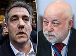 Michael Cohen had more than 1,000 calls and texts with company linked to Russian oligarch