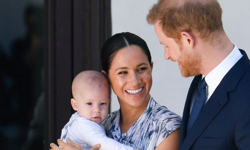 Prince Harry reunites with Meghan Markle and son Archie as he arrives in Canada