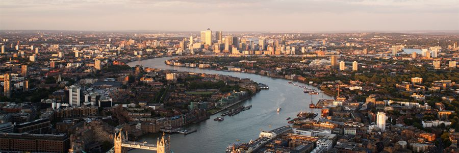 Watford? Romford? Dartford? Which places do Londoners consider part of the capital?