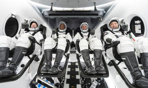 SpaceX launch: NASA and SpaceX set date for historic Crew-1 mission to ISS