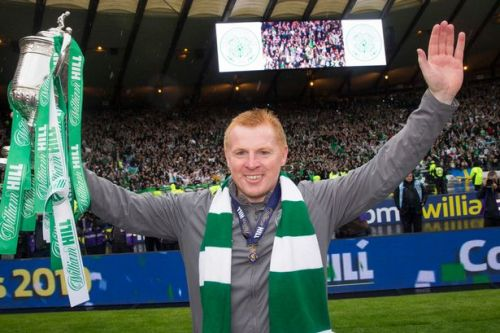 Neil Lennon offered permanent Celtic job after winning domestic treble