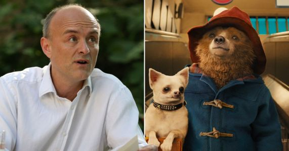 Viewers fume as Paddington 2 gets pushed from BBC schedule after Dominic Cummings statement