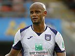Vincent Kompany's Anderlecht are defeated again just days after he stepped down as manager