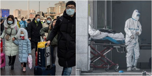 Everything we know about the mysterious, deadly Wuhan virus sweeping across China