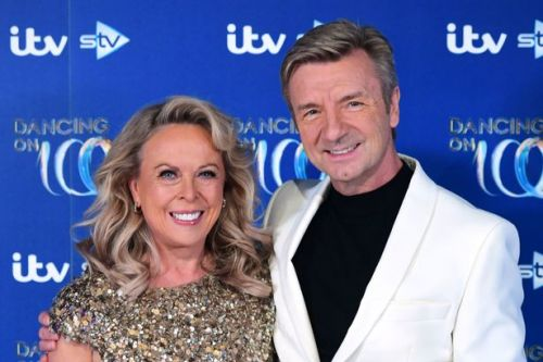 Christopher Dean reveals he fell over at least 200 times when he started skating