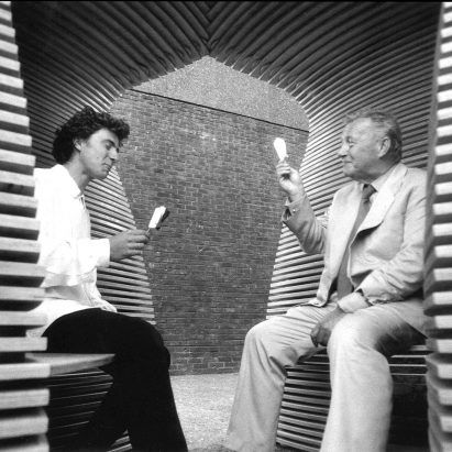 """Thomas Heatherwick leads tributes to """"mentor and lifelong friend"""" Terence Conran"""