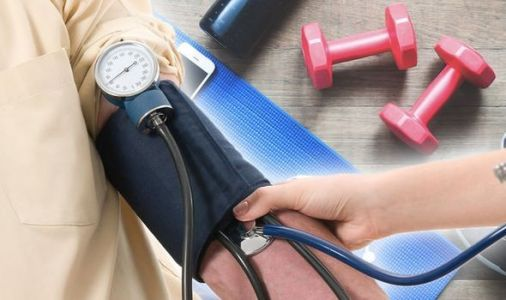 High blood pressure - amount of exercise you should do every week to avoid hypertension
