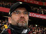 Jurgen Klopp rules out signing a right back as Liverpool's injury problems grow