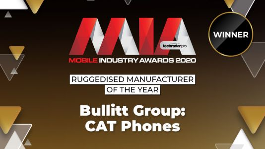 Mobile Industry Awards 2020: Bullitt Group: CAT Phones wins Ruggedised Manufacturer of the Year