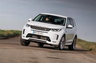 Land Rover Discovery Sport P300e 2021 UK review