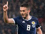 Scotland 6-0 San Marino: John McGinn hits hat-trick; Lawrence Shankland and Stuart Findlay score