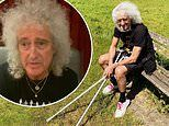 Brian May 'feels like he died and went to his own funeral' as he discusses aftermath of heart attack