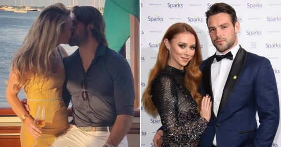 Ben Foden celebrates one-year anniversary with wife and says it was 'best decision of my life'