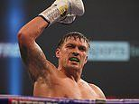 Oleksandr Usyk gives himself just THREE out of ten for Derek Chisora performance at Wembley Arena