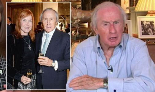 Jackie Stewart shares latest on wife's dementia fight - 'a big pain for family and myself'