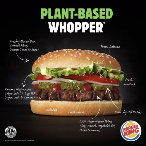 Burger King UAE Has Responded To The Claims Of Falsely Advertising Their 'Plant-Based' Burger That Contain Eggs