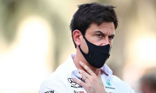 Mercedes chief Toto Wolff calls George Russell remark 'bulls**t' after Bottas collision