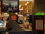 Coles and Woolworths defend using covert cameras to film customers at self-serve checkouts