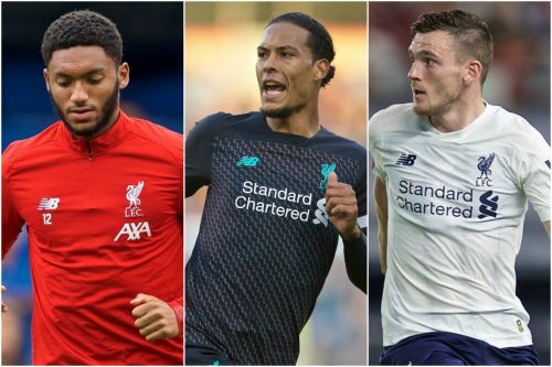 Gomez-Sterling row & Robertson injury concern - Tuesday's Liverpool FC News