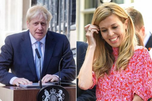Carrie Symonds 'will travel with Boris Johnson to meet the Queen at Balmoral'
