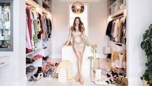 Millie Mackintosh: 'I want to teach my daughters about sustainable wardrobes'