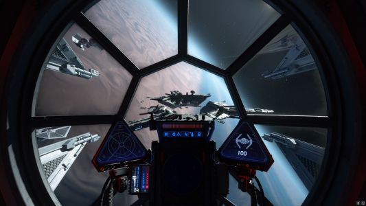 Star Wars: Squadrons review - I know a few manoeuvres