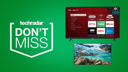 Time for an upgrade? These 4K TV deals are offering big savings this weekend
