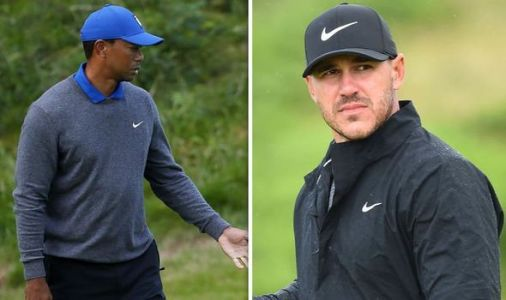 The Open tee times: When do Brooks Koepka, Tiger Woods and more start second round?