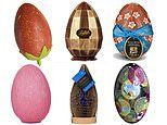 Life's little luxuries: FEMAIL picks out a selection of the best vegan Easter eggs