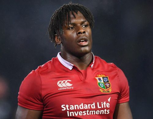 Maro Itoje eyes-up Lions winning series in South Africa after being tipped to become 2021 captain by Warren Gatland