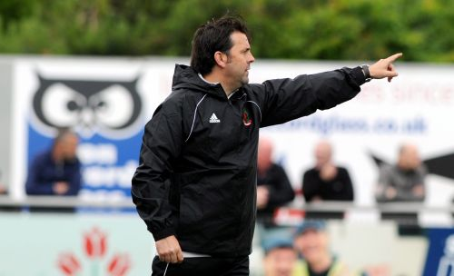 Paul Hartley in no mood to take risks with Cove Rangers squad low on numbers