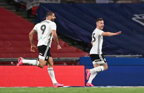 Fulham seal promotion back to the Premier League after Joe Bryan's brace sinks Brentford 2-1 in Championship play-off final